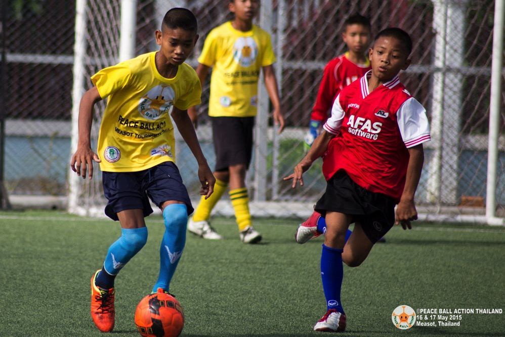 Peace ball action thailand measot tournament 2015 day2  92