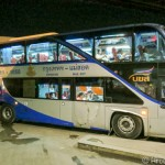 メーソットにバンコクから夜行バスで行ってみた。