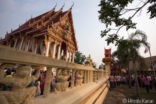 タイの出家11