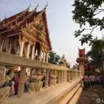タイで僧侶になる出家の儀式に参列してきました