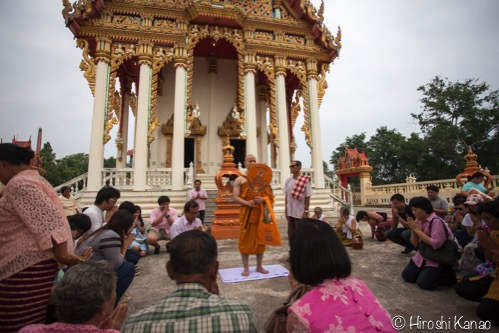 タイの出家16