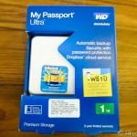 バンコクで外付けHDD WD My Passport Ultra(1TB)を買ってみた