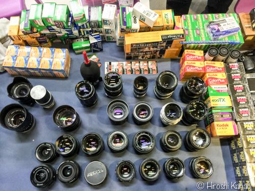 バンコクにも古いカメラの掘り出しモノが出回っていた!古いレンズを衝動買いしてしまった