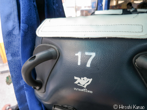 バンコク パタヤ バス 14