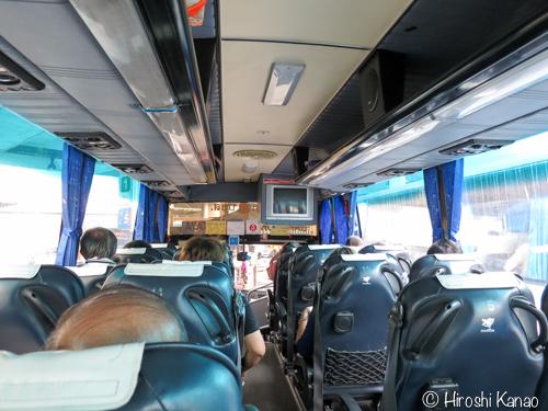 バンコク パタヤ バス 15