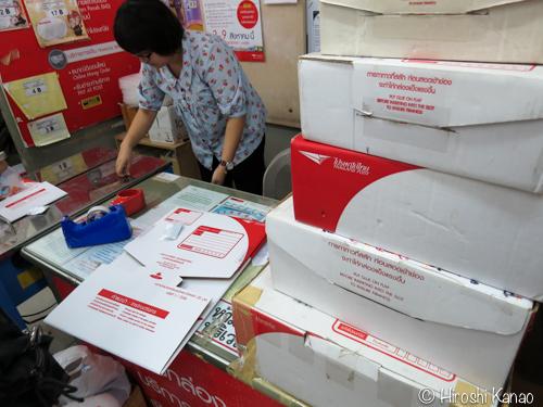 タイ 郵便局5