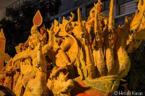ウボンラチャタニ ろうそく祭り 8
