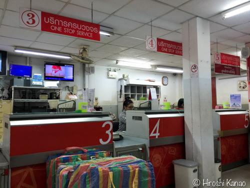 タイ 郵便局3