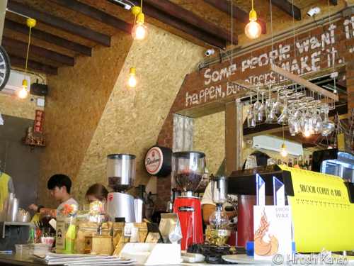 Ubon saloon coffee 2