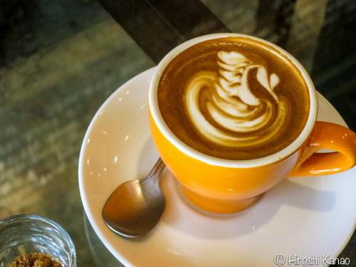 ウボンのオシャレなカフェ「Saloon Coffee」