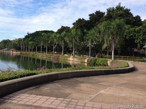 バンコク ベンジャキティ公園1