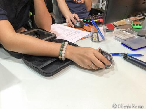 バンコク デジタル一眼 GoPro レンタル 1
