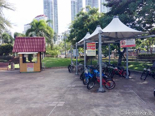 バンコク ベンジャキティ公園5