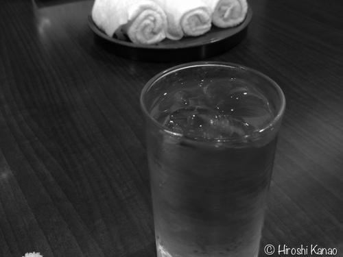 バンコク お茶 甘い