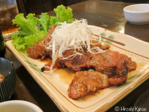 北海道豚丼とかちはヘルシーセットがおすすめ!
