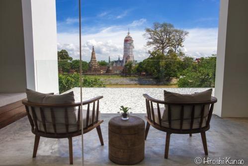 Sala Ayutthaya デラックスリバービュー