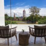 タイで泊まっておきたいホテル!Sala Ayutthayaはライトアップされる寺院が見える部屋がオススメ!