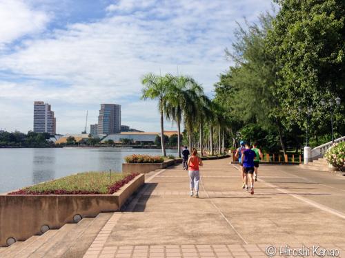 バンコク ベンジャキティ公園2