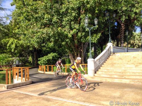 バンコク ベンジャキティ公園3