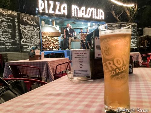 サラデーン ピザ PIZZA MASSILIA 1