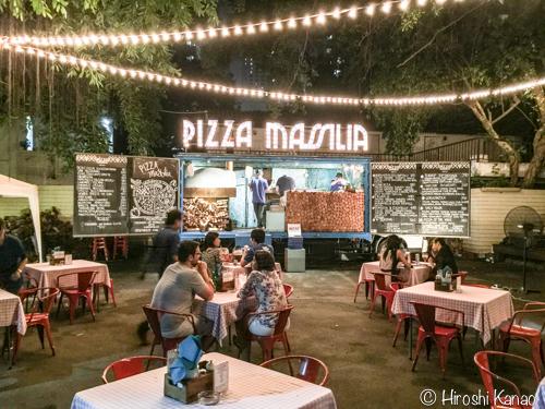サラデーン ピザ PIZZA MASSILIA 4