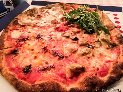サラデーン ピザ PIZZA MASSILIA 3