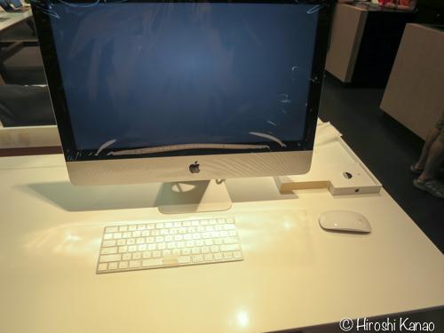IStudio 開封の儀 iMac2015retina 5