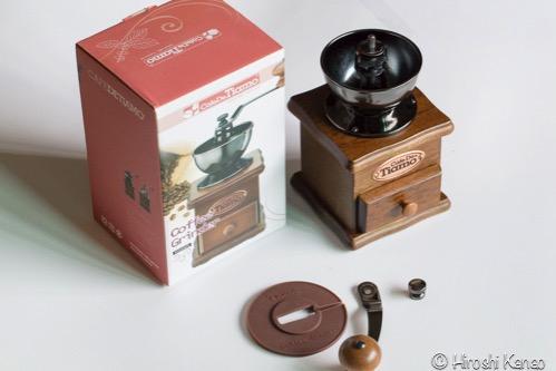 バンコク 手挽きミル グラインダー コーヒー2