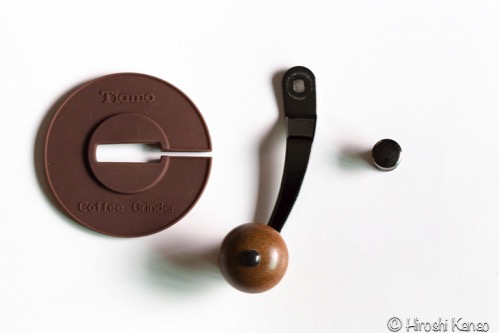 バンコク 手挽きミル グラインダー コーヒー3