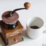 JJモールでコーヒー豆の手挽きミル(グラインダー)を買ってみたのでレビュー!