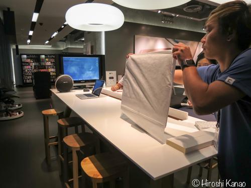 IStudio 開封の儀 iMac2015retina 4