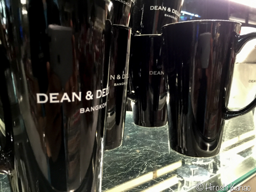 Dean deluka bangkok マグカップ