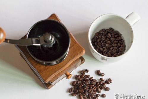 バンコク 手挽きミル グラインダー コーヒー11