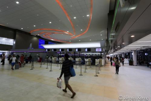 ドンムアン空港 ターミナル2 1
