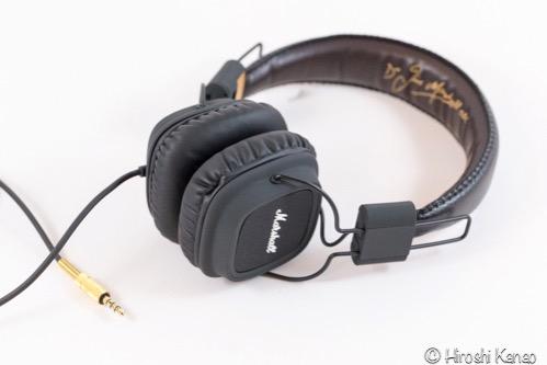 タイ バンコク マーシャル ヘッドフォン marshall major fx  8
