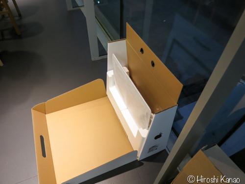 IStudio 開封の儀 iMac2015retina 3