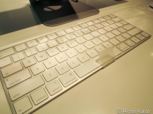 IStudio 開封の儀 iMac2015retina 6