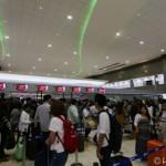 ドンムアン空港のターミナル2がオープン!さっそく利用してみた!