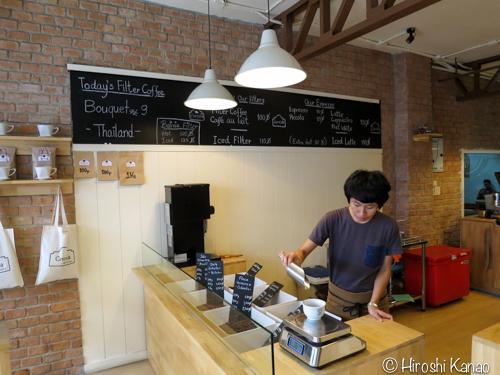 Bangkok coffee cafe ceresia5