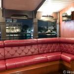 シェラトンホテルのチャオプラヤー川無料シャトルボートが超豪華でクルーズ気分を味わえる!