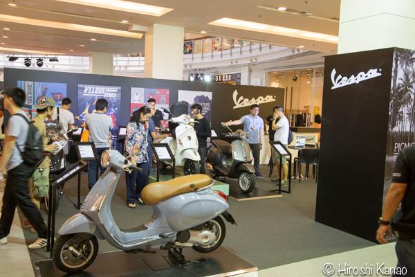 タイ バンコク バイク フェス 2016 bangkok motorbike festival 2016 13 vespa