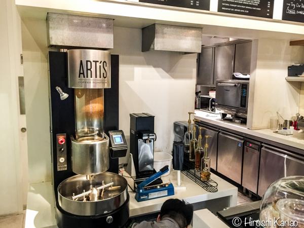 バンコク カフェ Artis2