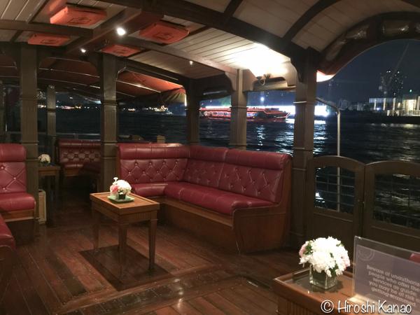 バンコク チャオプラヤー川 シェラトン 無料 シャトルボート 2