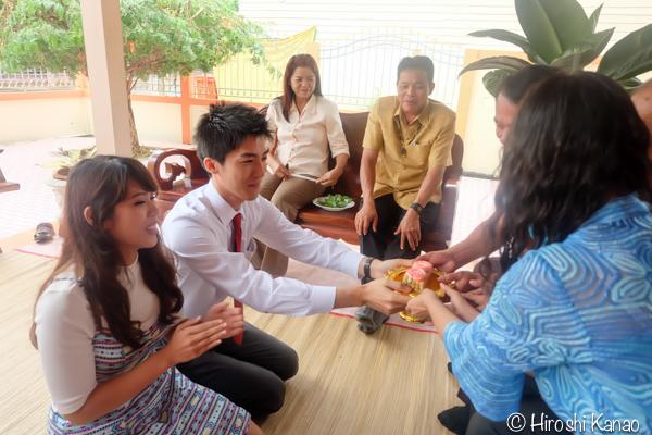 タイ人と結婚 両親 ご挨拶 4