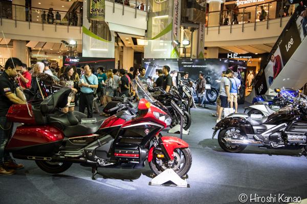 タイ バンコク バイク フェス 2016 bangkok motorbike festival 2016 5 honda