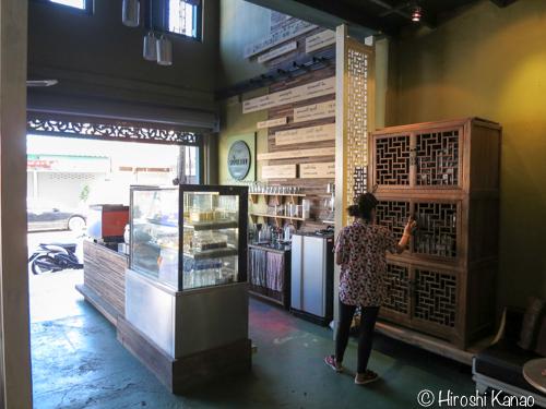 ウボン カフェ MONLHAO 4