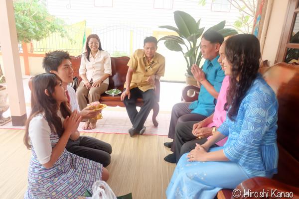 タイ人と結婚 両親 ご挨拶 2