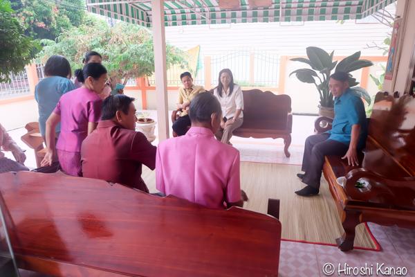タイ人と結婚 両親 ご挨拶 1