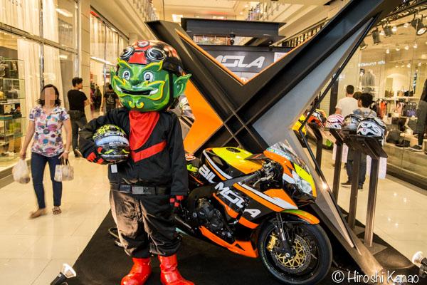 タイ バンコク バイク フェス 2016 bangkok motorbike festival 2016 8
