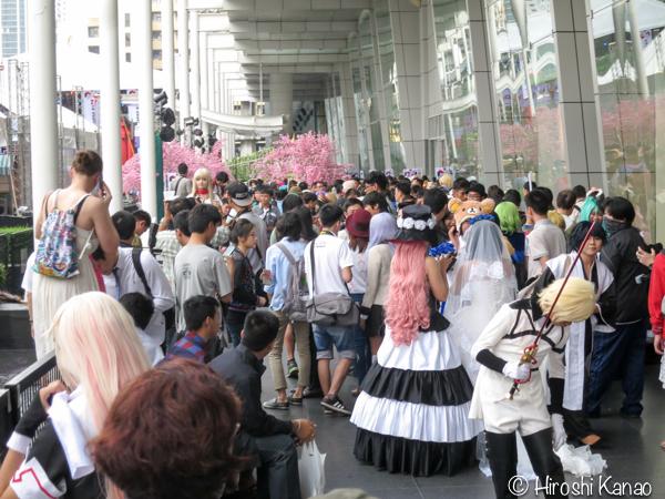 Japan expo bangkok 2016 10